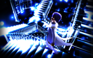 -MMD- Glass Castle by Shebra-Evilver