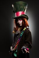 the Mad Hatter by convokephoto