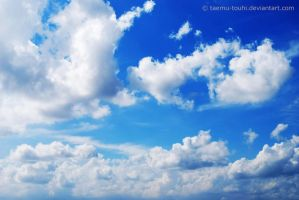 Clouds 019 by Taemu-Touhi
