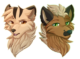 Headshots 1 by CascadingSerenity