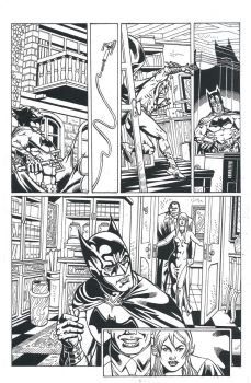 Batman Ink Page 2 by GabrielMayorga1