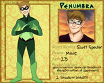 Justice Knights: Penumbra by mellocat