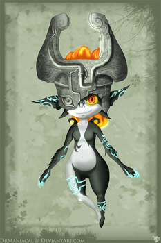 Midna by DrManiacal