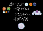 STANDARD MODEL EQUATION by PhysicsAndMore