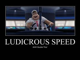 Ludicrous Speed by masseyboy1990