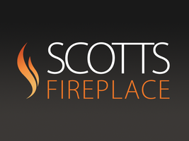 Scotts Fireplace Logo by spryagency