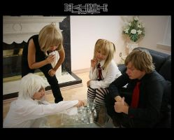 death note: chess match by kim-tram