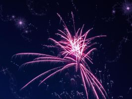 Fireworks 2 by TheStockWarehouse