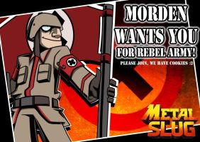 REBEL ARMY PROPAGANDA! by Sigro95