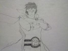 old kid miracleman design by ermacisback