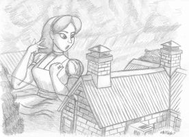 That Not a Dollhouse by ArchangelDreadnought