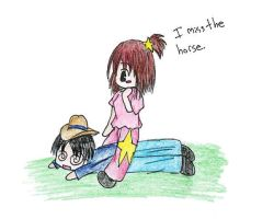 .::SaveaHorseRideaCowboy::. by Masume