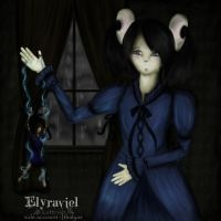 The Puppet Master by Eldemorrian