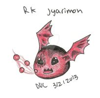 RK Jyarimon by Miss-DNL