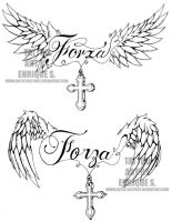 Forza Tattoo by theartistenrique