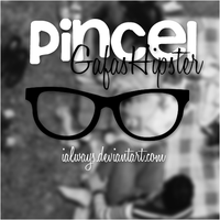 Pincel Gafas Hipster/-iAlways by iAlways