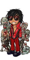 Subeta Avatars- MJ THRILLAAAA by EpicMilk