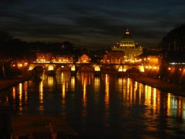 Rome by Maryxyan