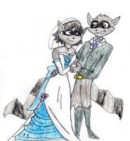Kathryn and Connor's wedding day by trexking45