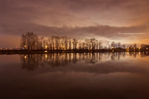 Riverside Drive III by Val-Faustino