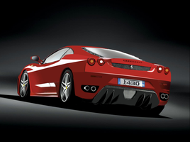 Vectorgasm F430 by adriano10