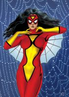 Spider-Woman 2 by Taylor-made