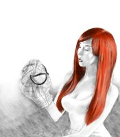 Mary Jane - colored hair by J-Mah