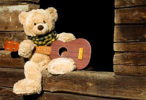 Tommy der Teddy by saliyalein