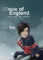 Think of England by RUIZBURGOS