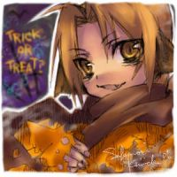 Halloween by evanescent-adoration