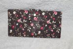 Black Floral Purse (Front) by The-Mrs-Smith