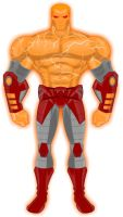 TW Villain: Atomic Czar by BSDigitalQ