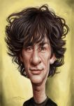NEIL GAIMAN by JaumeCullell