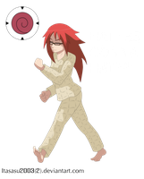 Uzumaki Karin:Haters gonna hate? by itasasu2003