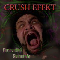 Crush Efekt CD Cover 2 by dragonhuntr
