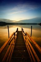 The dock to hope..V2 by costaspi