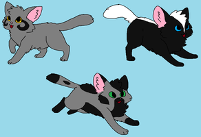 Point Adoptables #1 by skyclan199