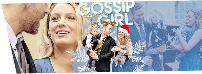 Blake Lively and Ryan Reynolds by ContagiousGraphic