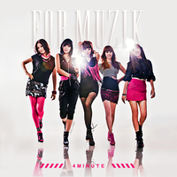 4Minute - For Muzik by Cre4t1v31