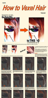 Vexel Tutorial Hair -Traducido by hewoldok
