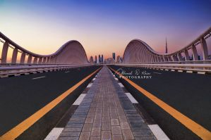 The curves, lines, dots and the Dubai! by ahmedwkhan