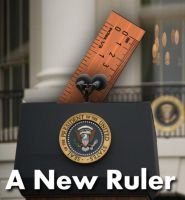 A New Ruler by Brandtk