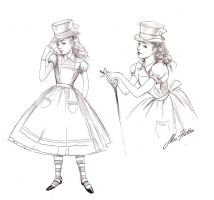Mrs. Hatter by Ngaladel