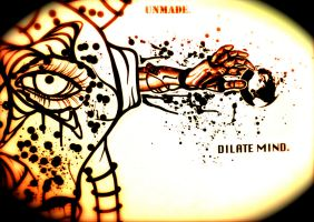 Dilate Mind 2. by J-STROZ