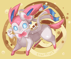 Sylveon by JAYWlNG