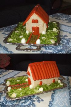 Little bread house :D by luodinson