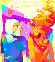 Opposites Attract by Koolaid-Girl