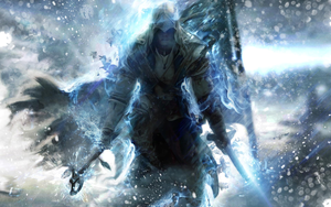 ASSASSIN'S CREED 3 BACKGROUND by AskJetTheRider