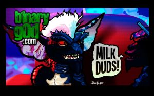 Milk Duds (Gremlins) by b1naryg0d