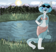 Dirty Lakes by gemsoil